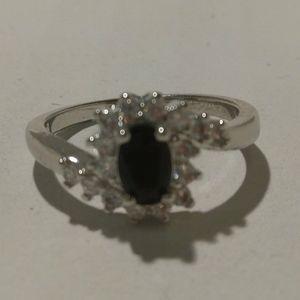 Lab Opal Ring